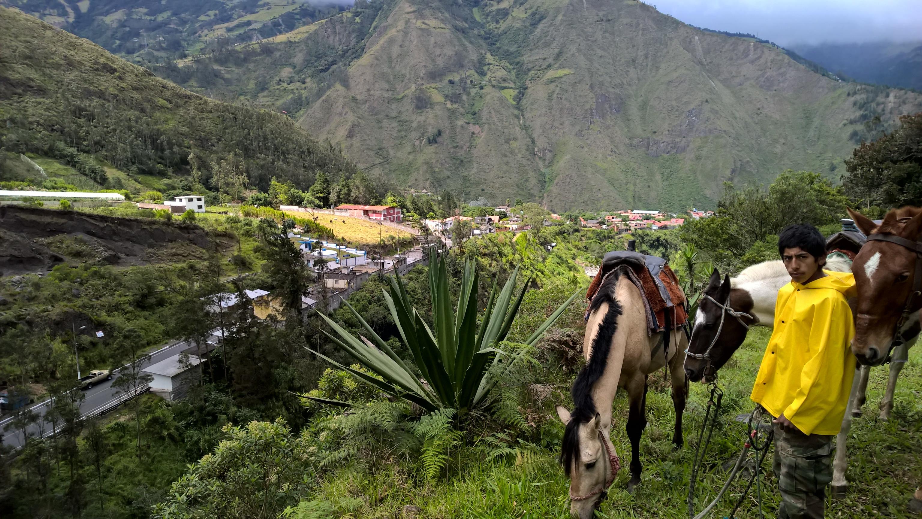 Ecuador Travel Consultation
