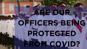 Govt's deafening silence on RBPF COVID-19 cases