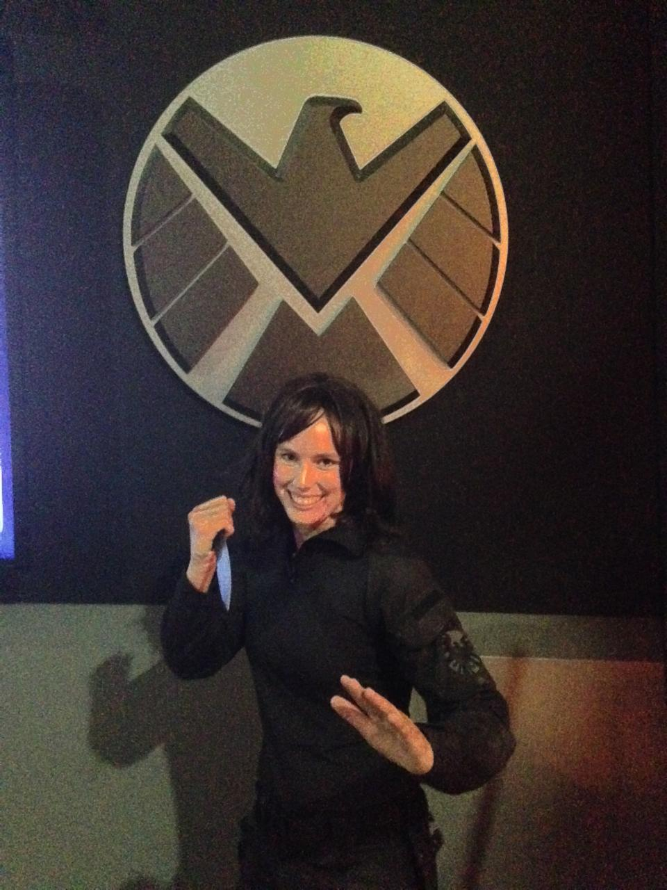 Agents of SHIELD 3