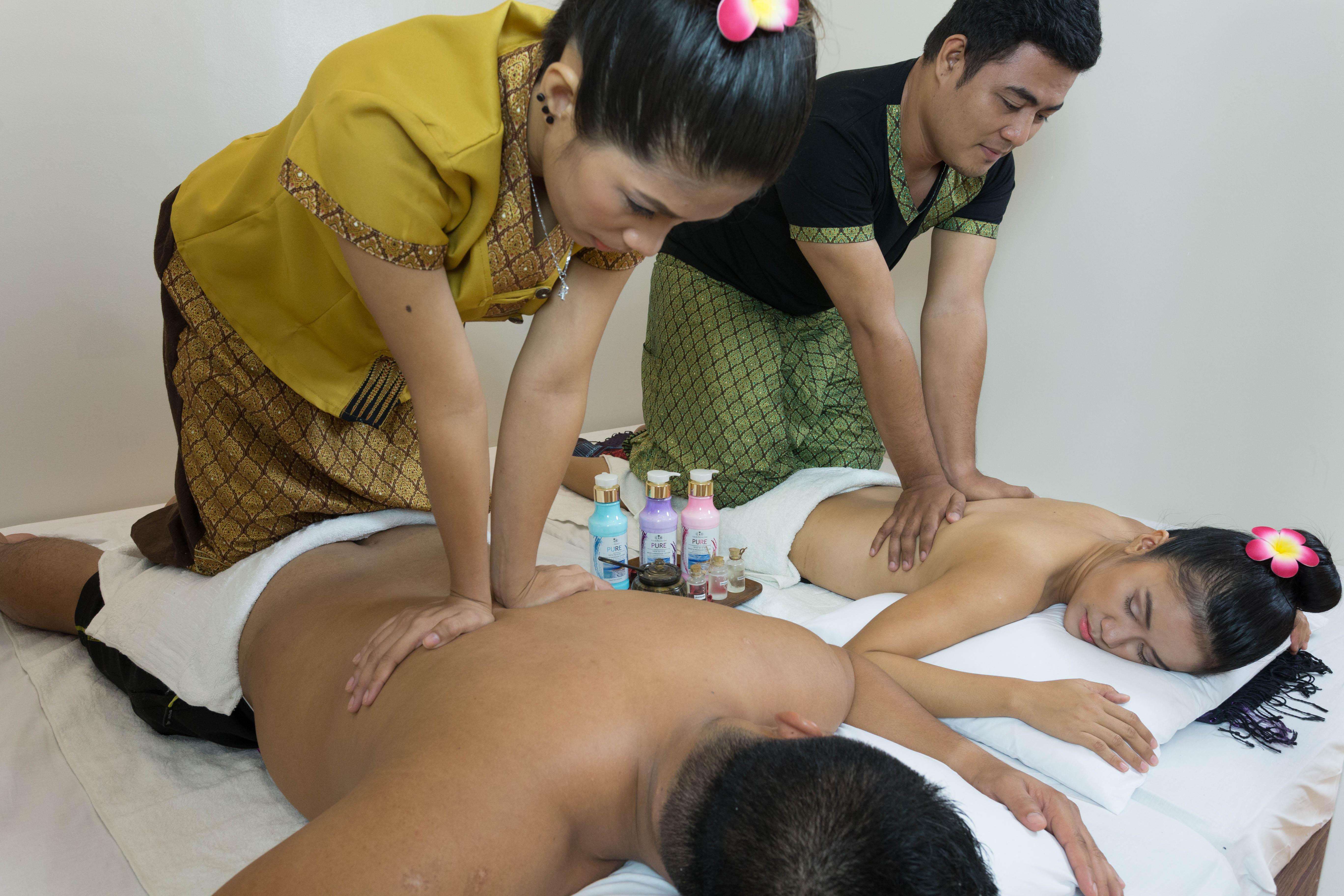Thai Oil Massage  - 60 mins