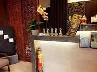 oren thai massage and spa reception area