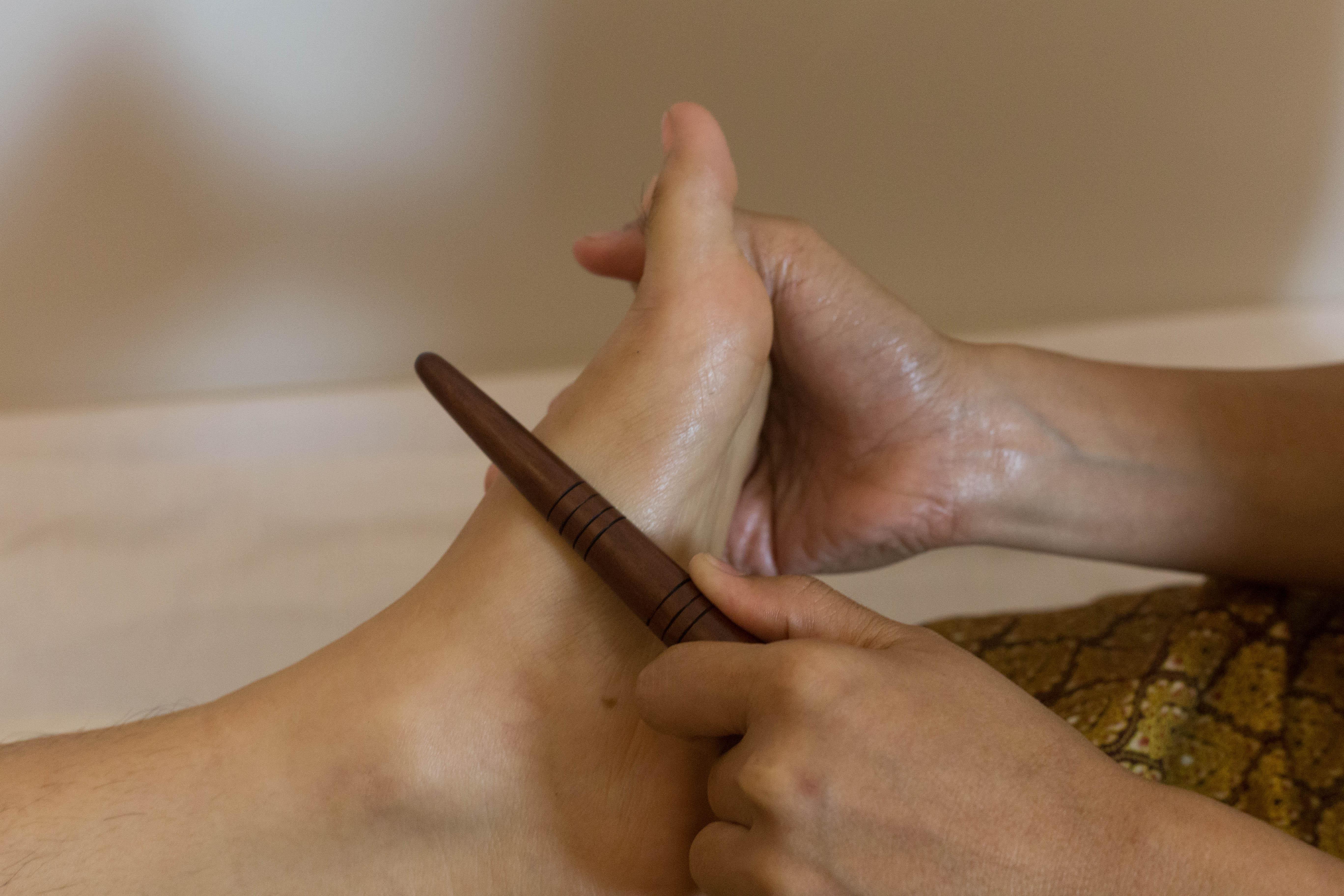 Traditional Thai Foot Massage