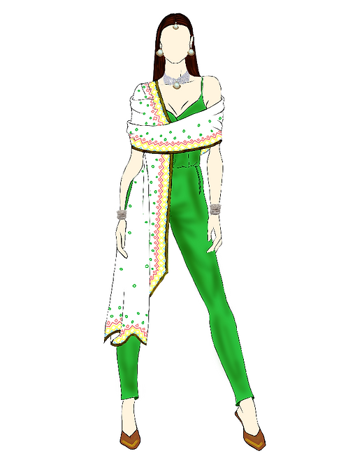 Traditional Fusion illustration