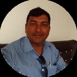 Raj Kumar Keshari