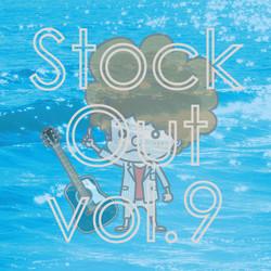 StockOut-vol.9ジャケット表アウトライン化