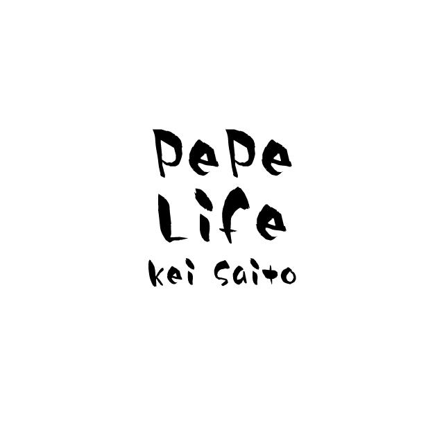 PePe-Lifeジャケット表