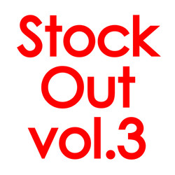 StockOut3ジャケット