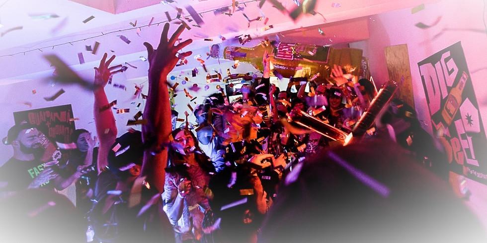 Die ultimative ESAF Party