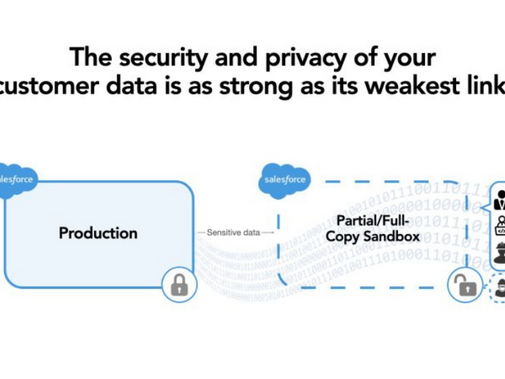 The security and privacy of your customer data is as strong as its weakest link