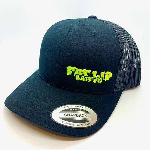Fat Lip Bait Co. Snapback Hat