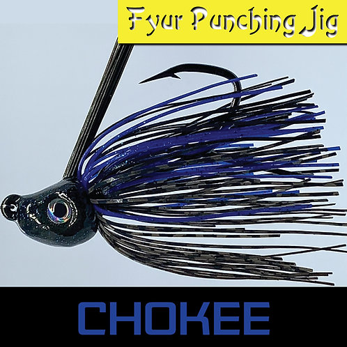 Fyur Punch Jig