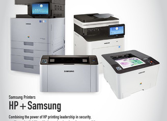 HP Acquires Samsung Printer Business; Combining the Power of HP and Professional Performance of Sams
