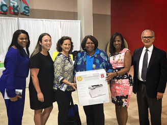 Proud to be a Certified Vendor for Miami Dade County Public Schools MDCPS