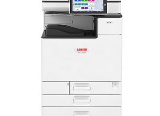 Introducing the Ricoh Intelligent MFP Series