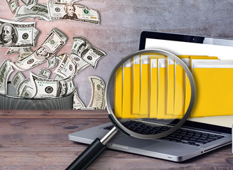 How much are unproductive document searches costing your business?