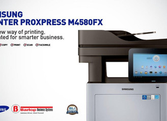 Samsung M4580FX: The New Way of Printing