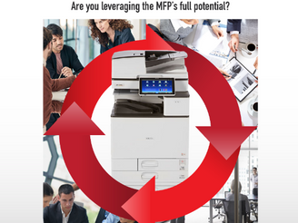 Introducing the Ricoh Intelligent MFP Series & SMART Integrated Solutions