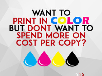 Reduce Color Printing Costs With HP ColorSave