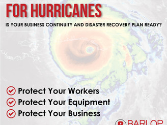 Prepare your Business for the Hurricane Season 2020