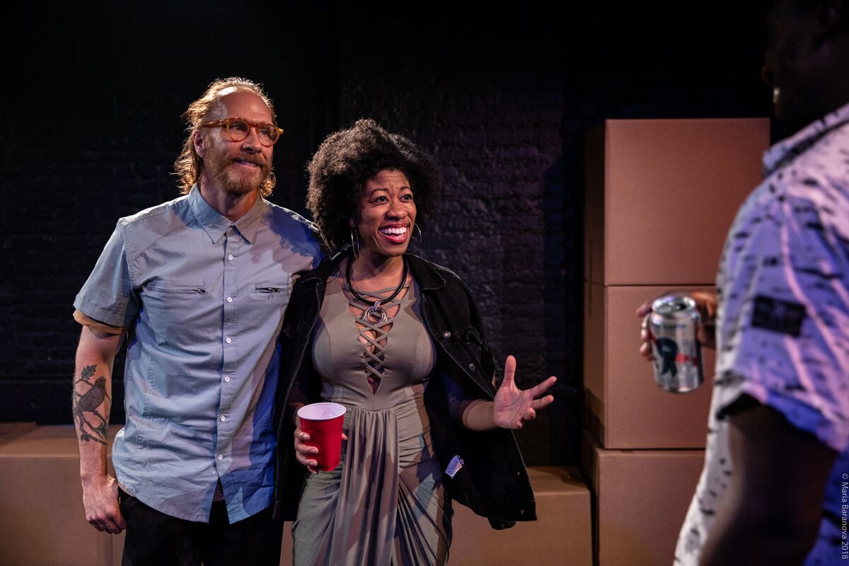 """This is Modern Art"" at the NYTW"