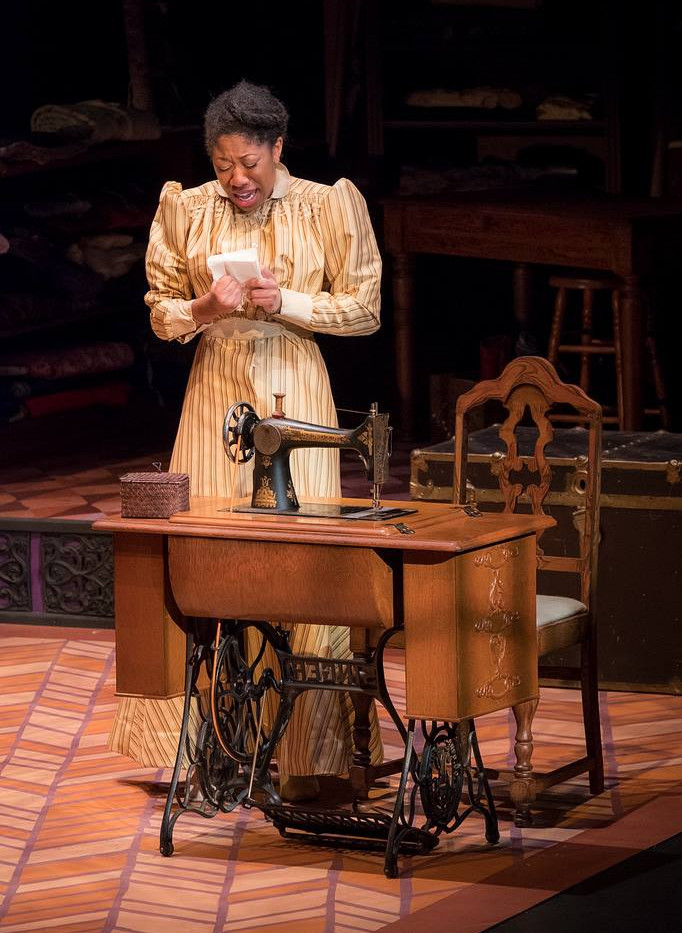 Intimate Apparel at Texas State University
