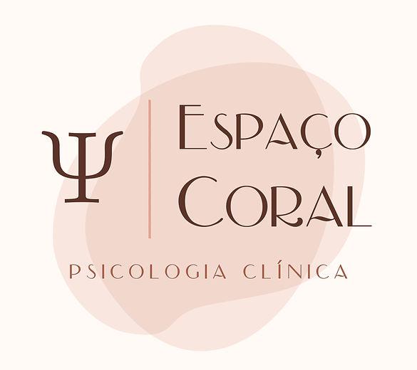 Logo Espaco Coral de Psicologia