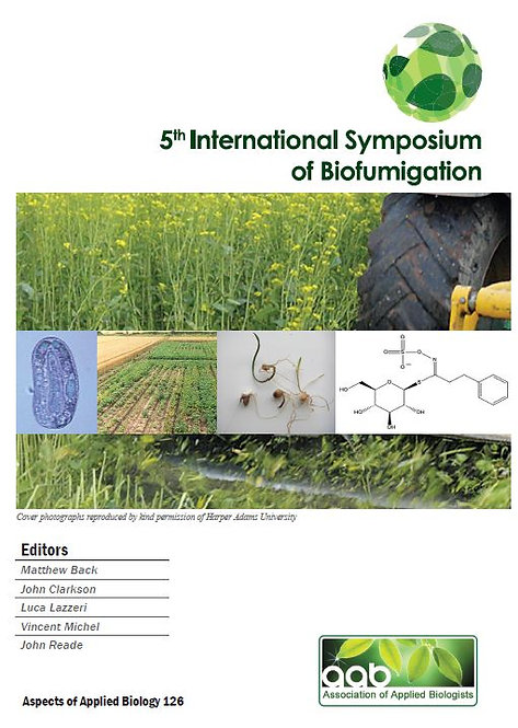 Aspects 126: 5th International Symposium Of Biofumigation