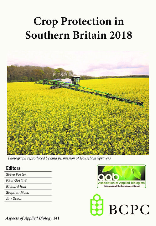 Aspects 141: Crop Protection in Southern Britain 2018