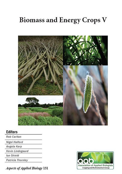 Aspects 131: Biomass and Energy Crops V