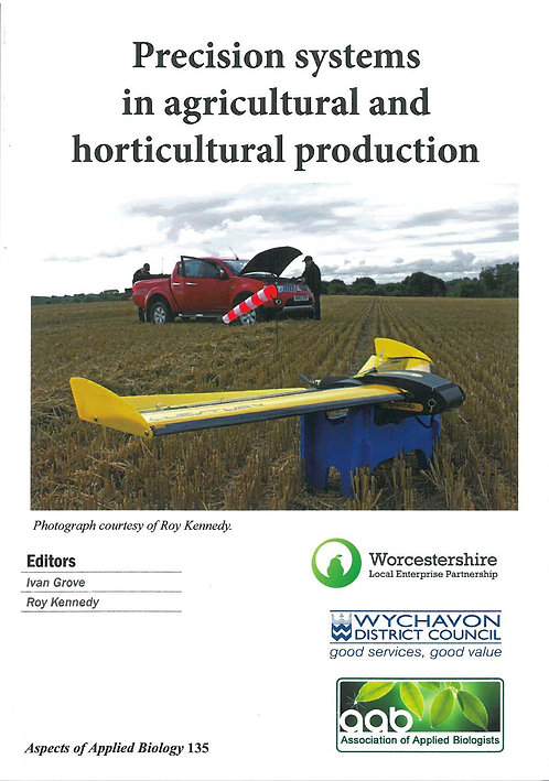 Aspects 135: Precision Systems in Agricultural and Horticultural Production