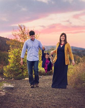 STANDARD FAMILY SESSION