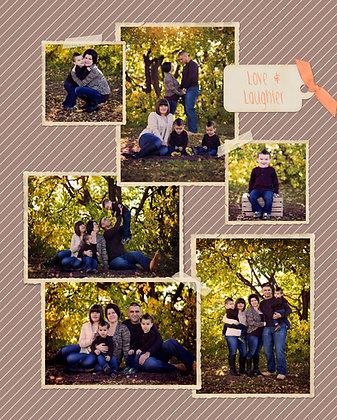 PREMIUM FAMILY SESSION