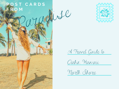 North Shore: A Travel Guide to Oahu, Hawaii - Part III