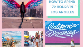 72 Hours in Los Angeles