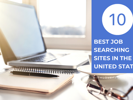 10 Best Job Search Sites in The U.S.