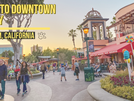 Guide To Downtown Disney District