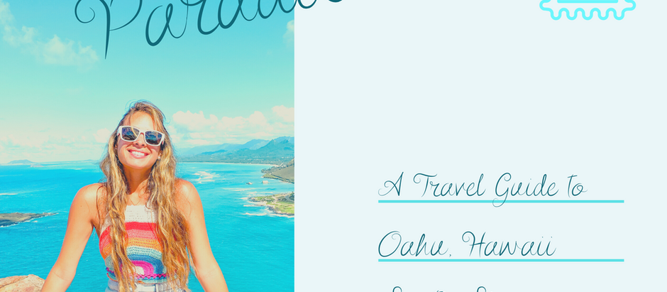 South Shore: A Travel Guide to Oahu, Hawaii - Part I