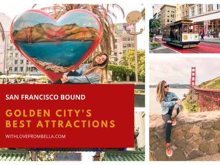 San Francisco Bound: Golden City's Best Attractions