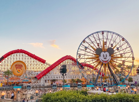 Disney Parks: Reopening
