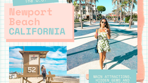 Newport Beach Main Attractions