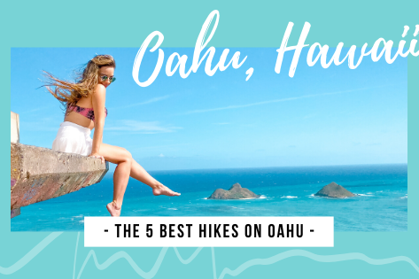 The 5 Best Hikes on Oahu