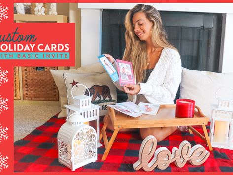 Holiday Cards - Custom Designs That Are Merry And Bright