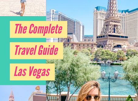 The Complete Las Vegas Travel Guide