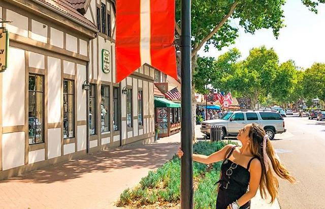 Solvang: Little Denmark in California