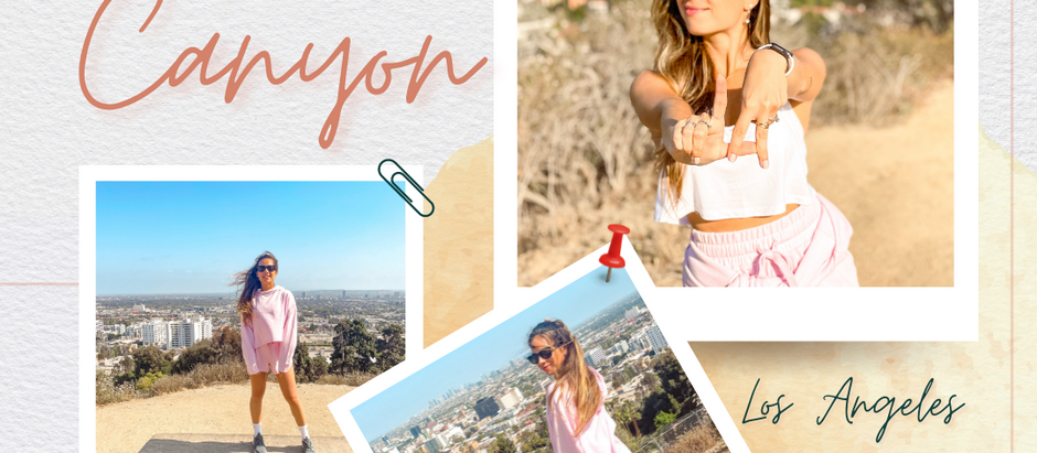Runyon Canyon: Hiking trails and scenic views of Hollywood and LA