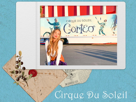 Bucket List: Cirque Du Soleil