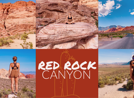 Las Vegas Day Trip: Red Rock Canyon