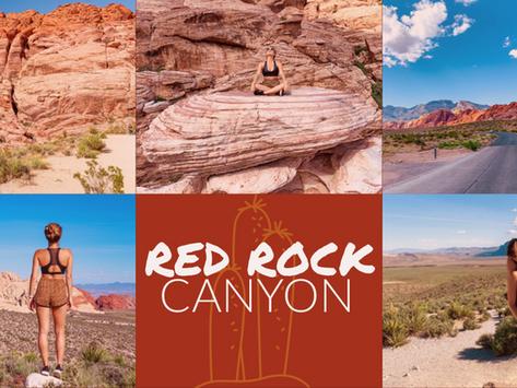 Las Vegas Day Trip: Red Rock Canyon