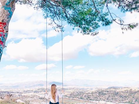 LA's Secret Swing!
