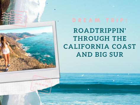 Dream Trip: Roadtrippin' through the California Coast and Big Sur